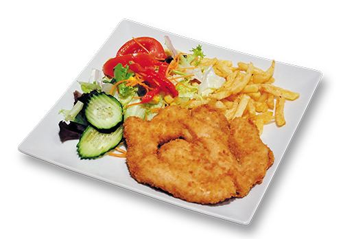 Escalope de Pollo