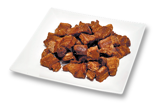 Chicharrones de puerco.